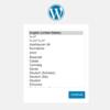 WordPressの初期設定をする