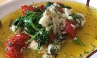 """【レシピ】魚料理のレパートリーを増やしたいなら、醤油の代わりにオリーブオイルで煮詰める!!""""アクアパッツア"""""""
