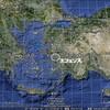 エーゲ海沿岸トルコ・エフェソスの遺跡