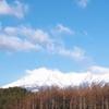 御嶽山(御岳山)の絶景撮影45・2020年4月23日(雪景)
