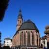 旅の羅針盤:聖霊協会(Heiliggeistkirche)とマルクト広場(Marktplatz) ※ハイデルベルク観光の合間の「ひと休み」に最適!!