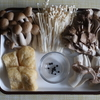 9冊目『「時短」で作る料理は美味しい!』よりきのこ鍋