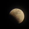 蜂蜜色の満月と皆既月食。