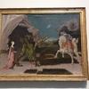 ドラゴンを飼うお姫様 パオロ・ウッチェッロ「聖ゲオルギウスとドラゴン」に因んで