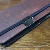 【DIYプロジェクト】iPhone 6 plus 用手帳型ケースのベルトがチギれそうなので、代用できるものを探してみた