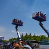【建機イベント】建機イベントでわざわざ並んで高所作業車に乗る理由【高所作業車】
