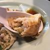 麺工房華みずき(2回目) 正油ラーメン・肉ぎょうざ (山形市嶋南)