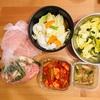 余った作り置き惣菜で...餃子の皮の簡単ラザニア