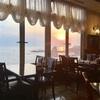 横須賀、立石海岸で夕陽を見ながらディナー