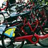 江東区のレンタ自転車