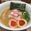 アダルトな胃にも優しい鶏白湯中華そば@中華そば つぼみ
