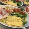 麺喰らう(その 155)自家製  サラダ風冷やし中華(シマダヤの流水麺)