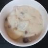 ホットクック 試作レシピ ルーなし肉なし豆乳クリームシチュー(ヴィーガン風)