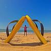 GoPro(ゴープロ)で撮影したビーチサンダルトリックの撮り方を説明するぞ!