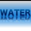 Day21:イラレで水面に反射した文字