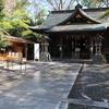 前鳥神社の朝