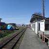 山形鉄道-3:おりはた駅