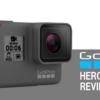 【GoPro HERO6 レビュー】YouTubeのために初めてGoProを買って使ってみた感想
