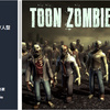 Toon Zombies Pack ゾンビ役はいつも男性。全20体の手描き風トゥーンデザインの3Dモデル素材集