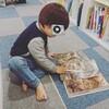 【2歳8ヶ月】クラスのブーム発信源