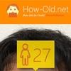 今日の顔年齢測定 180日目