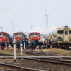 【秋田港駅】24系ブルートレインが留置! 秋田臨海鉄道を見に行ってみた!