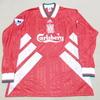 ユニフォーム その311 リバプール 1994-1996シーズン ホーム用 長袖 選手支給ストック品