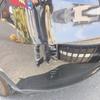 ハリアー(リアバンパー)キズ・ヘコミの修理料金比較と写真
