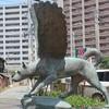 秀吉伝説の「羽犬」は黄金の聖獣グリフィンと似ている?