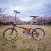 折りたたみ自転車を購入しました DAHON Boardwalk D7