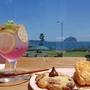 済州島(チェジュ島)カフェ #オーシャンビューの絶景カフェ(3) 「HARU・B COFFEE」
