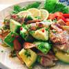 鶏肉とアボカドのレモンソテー・チリ産レモンでさわやか夏レシピ