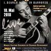 Django Night in Hannover。ジャンゴの音楽を楽しむ新たな試み。