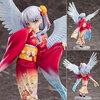 【Angel Beats!】『立華かなで 晴れ着Ver.』1/8 完成品フィギュア【グッドスマイルカンパニー】より2019年8月発売予定☆