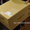 iPad Pro 12.9インチ ケース(ESR)が本体よりも先に届きました!なんか箱がデカイんですけど!