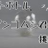 動画・ペットボトルダンゴムシくんの腹筋チャレンジ