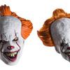 アンディ・ムスキエティ版『イット』でビル・スカルスガルドが演じているペニーワイズのマスクが遂に発売!