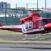 2020年3月16日(月) 今日の調布飛行場は静岡市消防局JA119P「カワセミ」とJA777Rが飛んでいた話