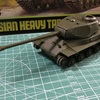 TAMIYA 1/48 ソビエト陸軍 重戦車 JS-2 1944年型 ChKZ 製作記 PART1