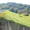 秋の北空知ドライブ ― 幌新ダム ―