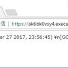 AWS LambdaをPython3.6とChaliceで試す