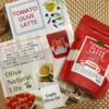 キレイをサポート♪『トマトオリーブラテ』