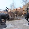 変な彫刻だらけの芸術的な国!アルメニアへやってきた