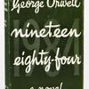 ジョージ・オーウェル『1984年』あらすじ