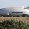 飛行機より効率的な世界最大の飛行船Airlander10