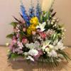 茨木花屋の人気商品、フラワーアレンジメント