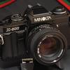 カメラの話(個別第五回) ミノルタX-500(第三世代)