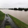 自宅浸水危機一髪、リスク管理と備えは怠りなく