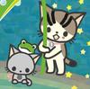 葉っぱのしたの雨宿り ~歌うたいの猫/虹の橋の猫(第12話)~