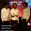 "Tetsuya Ota Piano Trio Live 2014 vol.2 ""Saturday Night Fever!"""